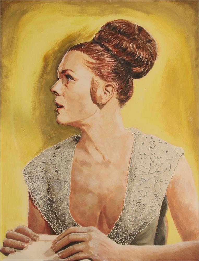Diana Rigg by laurari